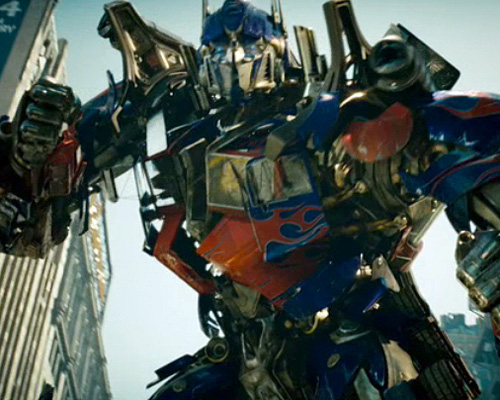The global success of Transformers movie franchise, proves retro is a money spinner for brands